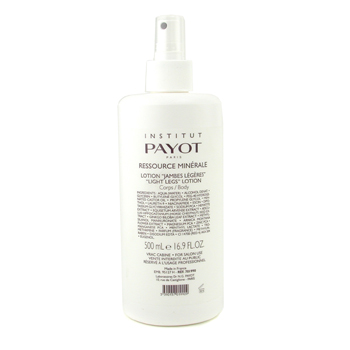 buy Payot Ressource Minerale Soin Jambes Leg Ressource Minerale Lotion (Salon Size) 500ml/16.9oz  skin care shop