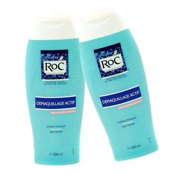 ROC Skin Toner Duo Pack ( Dry Skin ) 2x200ml/6.7oz