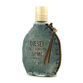 buy Diesel Fuel for Life Denim Collection Homme Eau De Toilette Spray 50ml/1.7oz  skin care shop