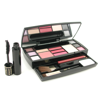 Lancome Absolu Voyage Rose Edition Complete Makeup Palette -