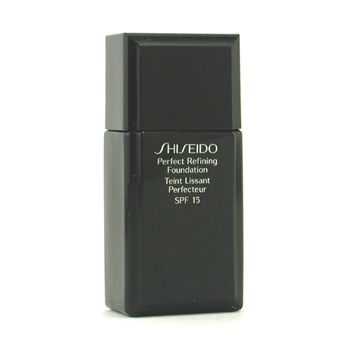 buy Shiseido Perfect Refining Foundation SPF15 - # I20 Natural Light Ivory 30ml/1oz by Shiseido skin care shop