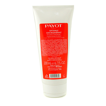Para a pele do homem, Payot, Payot Optimale Homme Moisturizing Emulsion (Salon Size) 200ml/6.7oz