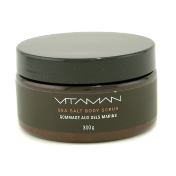 buy Vitaman Sea Salt Body Scrub 300g/10oz  skin care shop