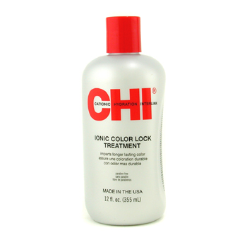 buy CHI Ionic Color Lock Treatment 355ml/12oz by CHI skin care shop