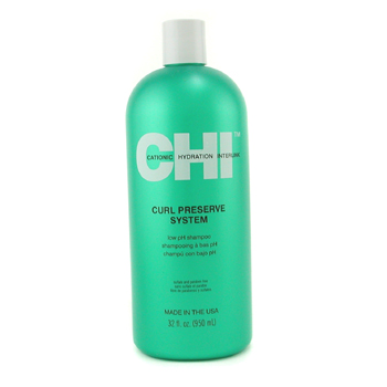 buy CHI Curl Preserve System Low PH Shampoo 950ml/32oz by CHI skin care shop