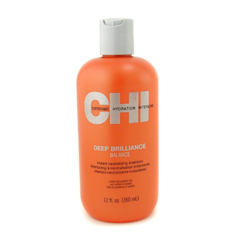 buy CHI Deep Brilliance Balance Instant Neutralizing Shampoo 350ml/12oz by CHI skin care shop