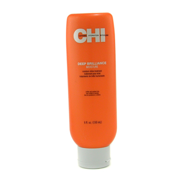 buy CHI Deep Brilliance Moisture Shine Treatment 150ml/6oz by CHI skin care shop