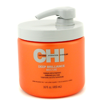 buy CHI Deep Brilliance Moisture Shine Treatment 450ml/16oz by CHI skin care shop