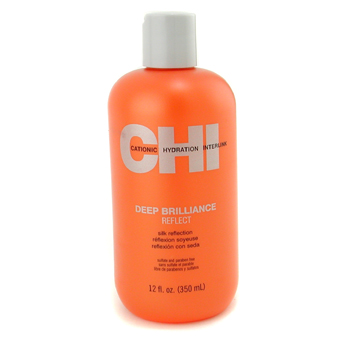 buy CHI Deep Brilliance Reflect Silk Reflection 350ml/12oz by CHI skin care shop