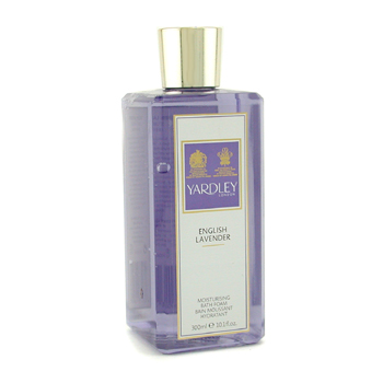 buy Yardley English Lavender Moisturising Bath Foam 300ml/10.1oz  skin care shop