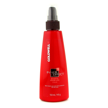 buy Goldwell Inner Effect Resoft & Color Live Creme 150ml/5oz by Goldwell skin care shop