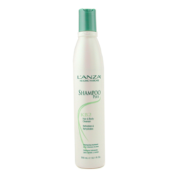 buy Lanza Shampoo Plus 300ml/10.1oz by Lanza skin care shop