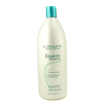 buy Lanza Remedy Shampoo 1000ml/33.8oz by Lanza skin care shop