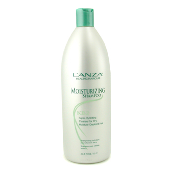 buy Lanza Moisturizing Shampoo 1000ml/33.8oz by Lanza skin care shop