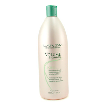 buy Lanza Volume Shampoo 1000ml/33.8oz by Lanza skin care shop