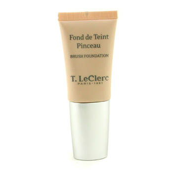 buy T. LeClerc Anti Ageing Fluid Foundation SPF20 - # 03 Naturel Satine 30ml/1oz by T. LeClerc skin care shop