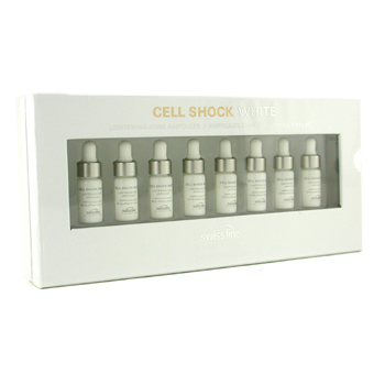 Cell Shock White Lightening-Cure Ampoules