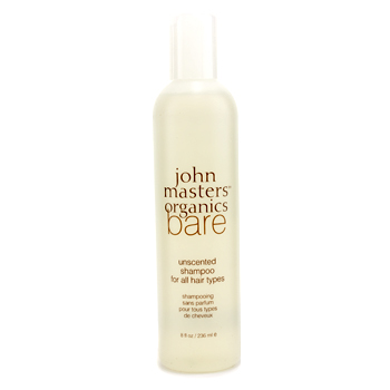 buy John Masters Organics Bare Unscented Shampoo 236ml/8oz by John Masters Organics skin care shop