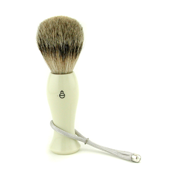 EShave Shave Brush Finest - White 1pc