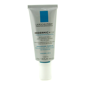 buy La Roche Posay Redermic [+] Intensive Daily Anti-Wrinkle Firming Fill-In Care SPF 25 (Sensitive Skin) 40ml/1.35oz skin care shop