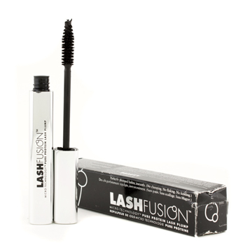 buy Fusion Beauty LashFusion Micro Technology Pure Protein Lash Plump - Black/Brown (Box Slightly Damaged) 7.65g/0.27oz by Fusion Beauty skin care shop