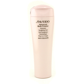 buy Shiseido Advanced Body Creator Aromatic Sculpting Gel - Anti-Cellulite 200ml/6.7oz  skin care shop