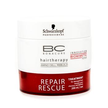 buy Schwarzkopf BC Repair Rescue Treatment (For Damaged Hair) 200ml/6.7oz by Schwarzkopf skin care shop