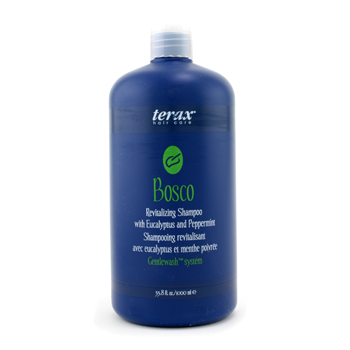 buy Terax Bosco Revitalizing Shampoo With Eucalyptus & Peppermint (For Normal To Oily Hair) 1000ml/33.8oz by Terax skin care shop