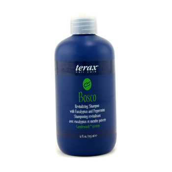 buy Terax Bosco Revitalizing Shampoo With Eucalyptus & Peppermint (For Normal To Oily Hair) 355ml/12oz by Terax skin care shop