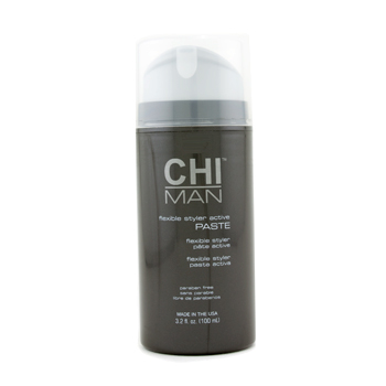 buy CHI Man Flexible Style Active Paste 100ml/3.2oz by CHI skin care shop