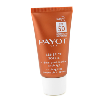 buy Payot Benefice Soleil Anti-Aging Protective Cream SPF 50 50ml/1.6oz  skin care shop