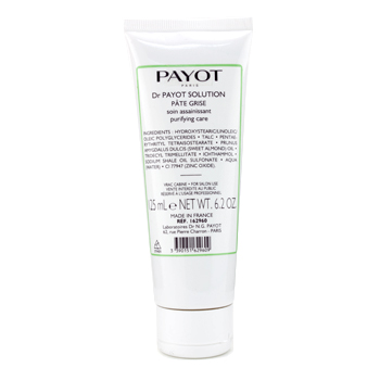 buy Payot Dr Payot Solution Pate Grise Purifying Care with Shale Extracts (Salon Size) 100ml/4.9oz  skin care shop