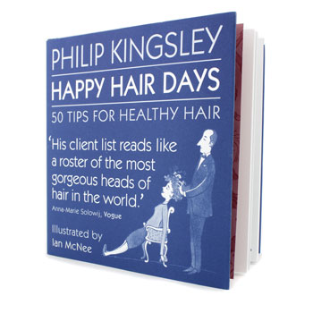 buy Philip Kingsley Happy Hair Days (50 Tips For Healthy Hair) - by Philip Kingsley skin care shop