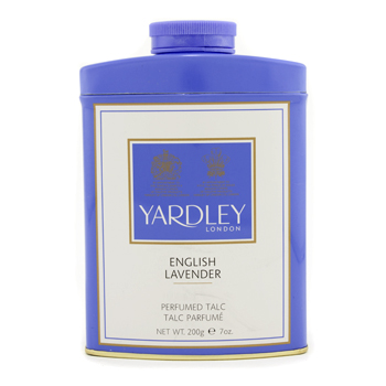 buy Yardley English Lavender Perfumed Talc 200g/7oz  skin care shop