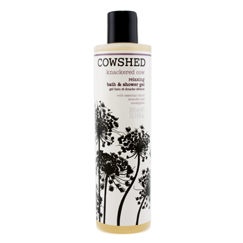 buy Cowshed Knackered Cow Relaxing Bath & Shower Gel 300ml/10.15oz skin care shop