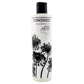 buy Cowshed Knackered Cow Relaxing Body Lotion 300ml/10.15oz skin care shop
