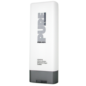 buy Jil Sander Pure For Men Energizing All Over Shampoo 200ml/6.7oz by Jil Sander skin care shop