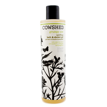 buy Cowshed Grumpy Cow Uplifting Bath & Shower Gel 300ml/10.15oz skin care shop