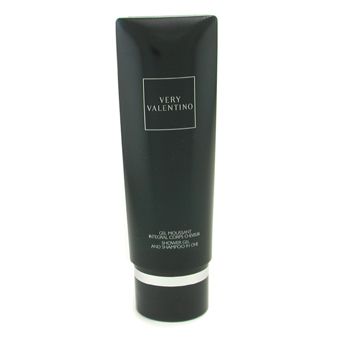 buy Valentino Very Valentino Men Shower & Shampoo 200ml/6.8oz by Valentino skin care shop