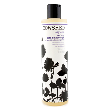 buy Cowshed Lazy Cow Soothing Bath & Shower Gel 300ml/10.15oz skin care shop