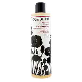 buy Cowshed Horny Cow Seductive Bath & Shower Gel 300ml/10.15oz skin care shop