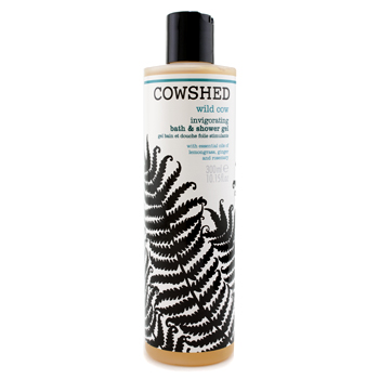 buy Cowshed Wild Cow Invigorating Bath & Shower Gel 300ml/10.15oz skin care shop