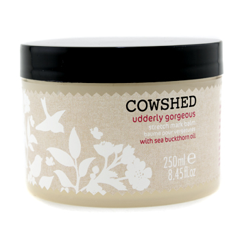buy Cowshed Udderly Gorgeous Stretch Mark Balm 250ml/8.45oz skin care shop