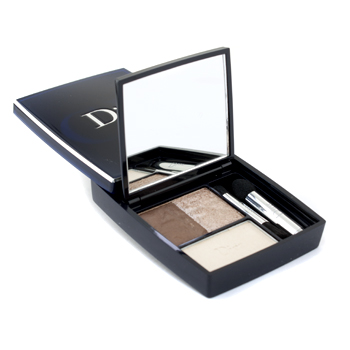 Maquiagens, Christian Dior, Christian Dior Estojo 3 Couleurs Smoky Ready To Wear Eyes Palette - # 571 Smoky Nude 5.5g/0.19oz