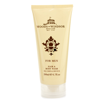 buy Wood Of Windsor Wood Of Windsor Hair & Body Wash 200ml/6.7oz by Wood Of Windsor skin care shop