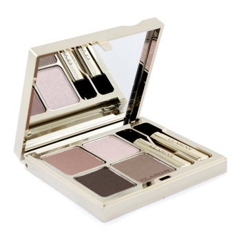 buy Clarins Eye Quartet Mineral Palette - # 03 Rosewood 5.8g/0.2oz by Clarins skin care shop