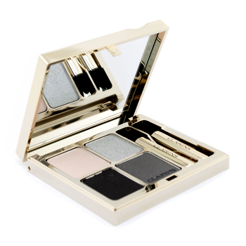 Maquiagens, Clarins, Clarins Estojo Eye Quartet Mineral Palette - # 06 Graphites 5.8g/0.2oz