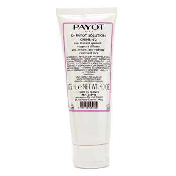 buy Payot Dr Payot Solution Creme No 2 (Salon Size) 125ml/4oz  skin care shop