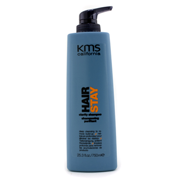 buy KMS California Hair Stay Clarify Shampoo (Deep Cleansing To Remove Build-Up) 750ml/25.3oz by KMS California skin care shop