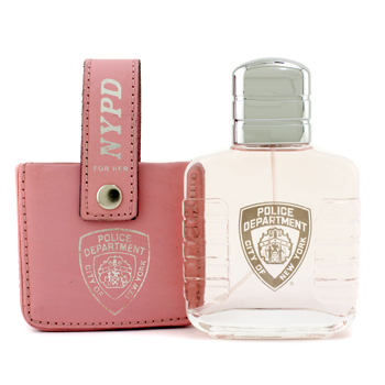 buy NYPD For Her Eau De Toilette Spray (with Leather Bag) 100ml/3.3oz  skin care shop